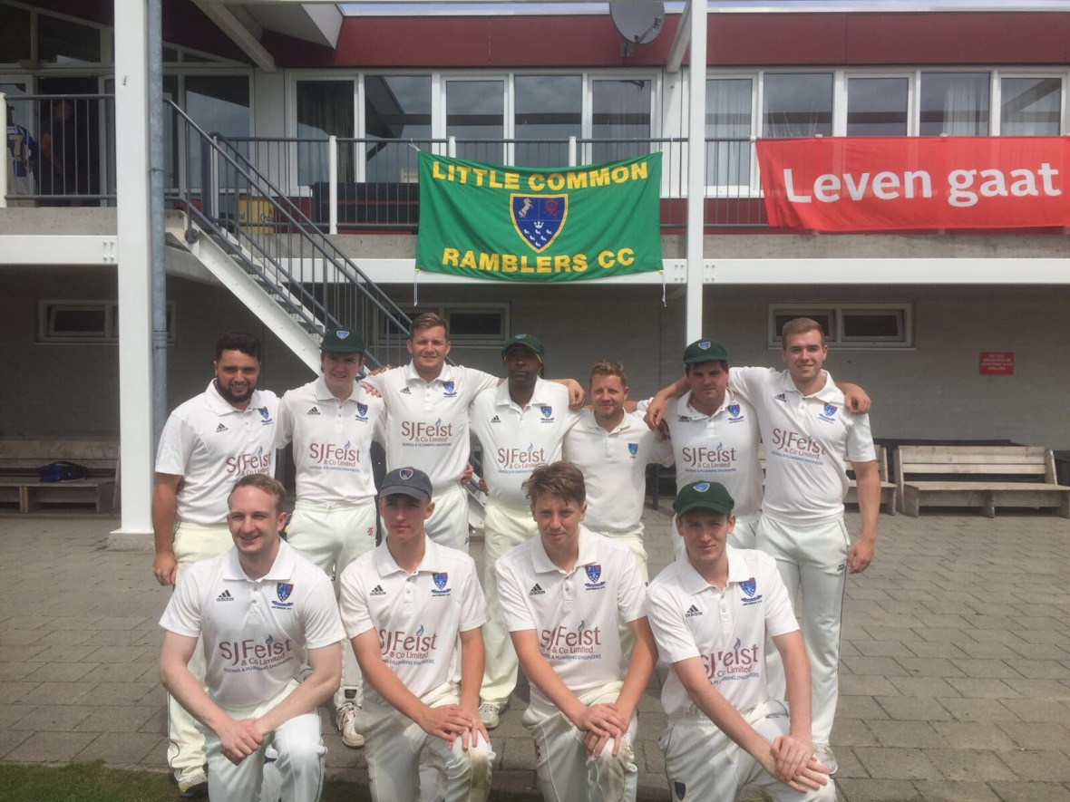 East Sussex Cricket Team Bexhill